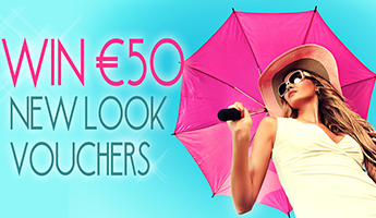 Win €50 New Look Vouchers