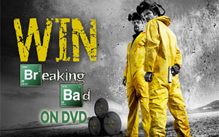 Win Breaking Bad on DVD