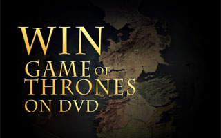 Win Game of Thrones on DVD