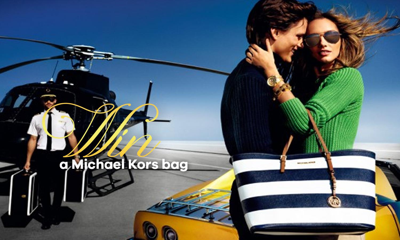Win A Michael Kors Handbag