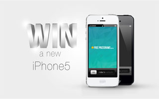 Win an iPhone 5
