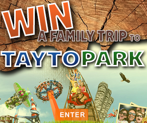 Win A Family Trip To Tayto Park