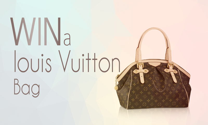 Win A Louis Vuitton Bag