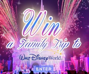 Win a Family Trip to Disney World Florida