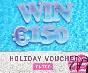 Win €150 Holiday Voucher