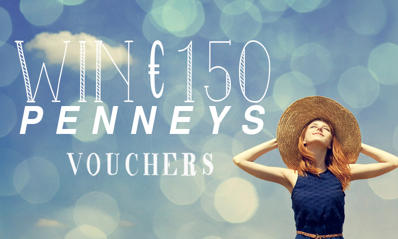 Win €150 Penneys Vouchers