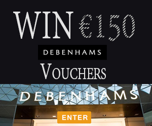 Win €150 Debenhams Vouchers